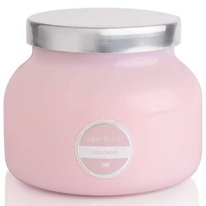 Capri Blue Volcano Bubblegum Pink 19 Oz Candle